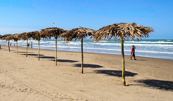 Playa Tecolutla & Papantla