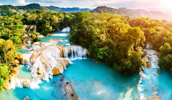 Maravillas de Chiapas -3 Días