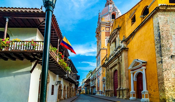 Cartagena con desayunos + city tour