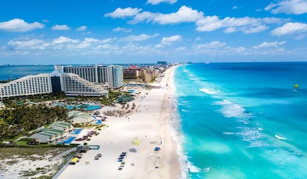 Cancún playa con Todo Incluido