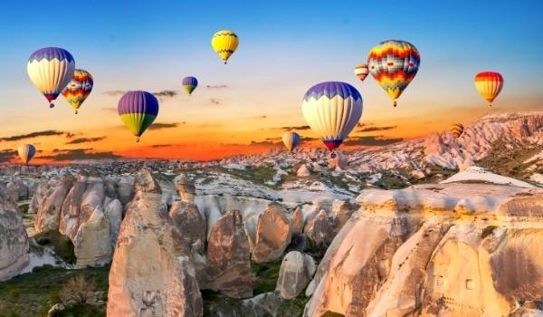 Turquía: 6 ciudades con Capadocia y Tour en el Bósforo
