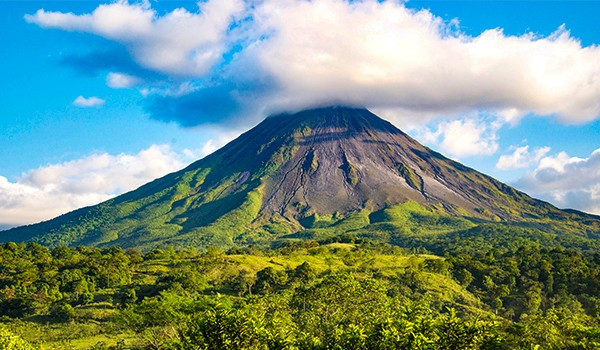 Costa Rica : Isla Tortuga, Volcán Arenal y Termas de Baldí