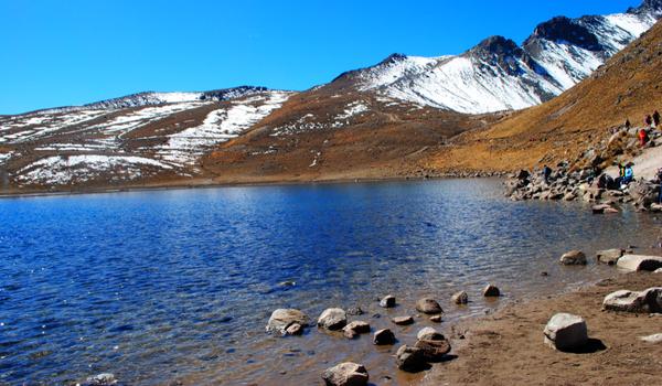 Nevado de Toluca + Cosmovitral