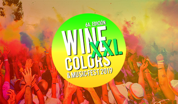 Wine Colors & Music Fest XXL